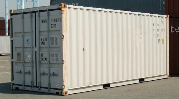 20 Ft. Portable Storage Container Rentals | Quick Portable ...